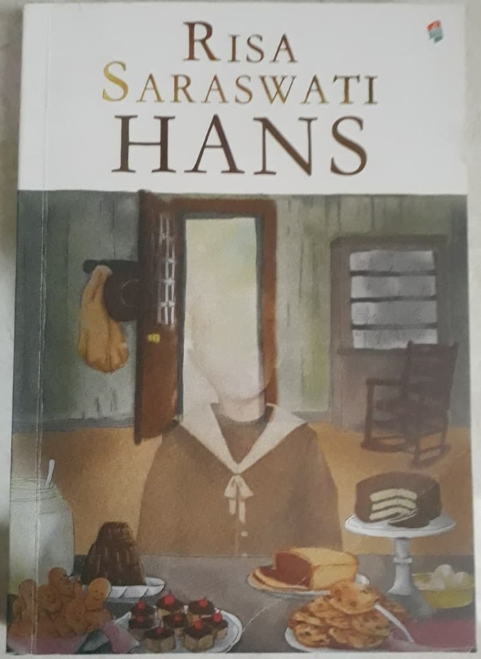 Novel HANS by Risa Saraswati