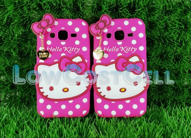 harga Case 3d hello kitty samsung galaxy j2 2015 j200 /softcase /case /cover Tokopedia.com