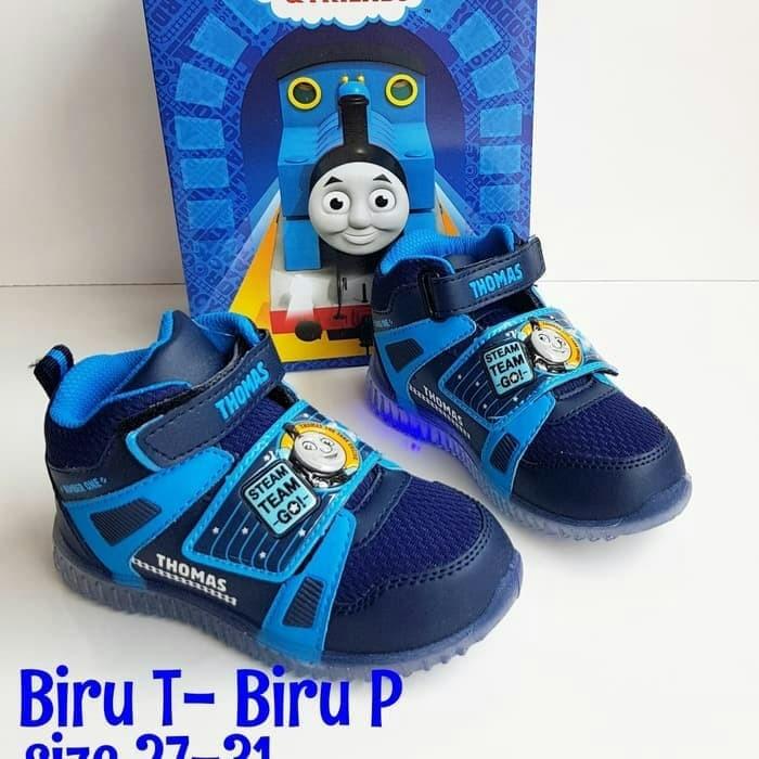 harga Sepatu thomas lampu #sepatu sekolah #sepatu anak laki laki Tokopedia.com
