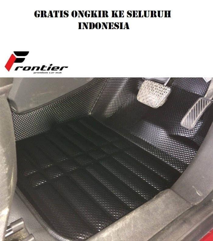 Jual Karpet Mobil Frontier Premium Black Chevrolet Orlando Free Ongkir Karpet Mobil Frontier Tokopedia