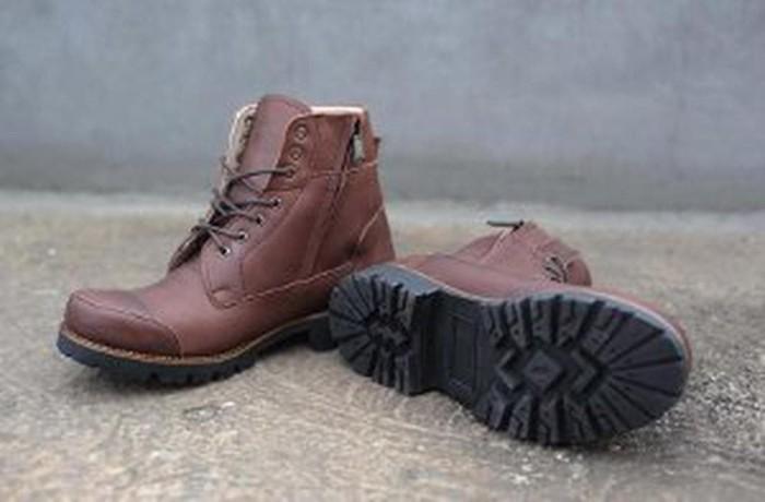 Jual boots safety sepatu kulit lion sleep piede handmade bandung ... faf89274ec