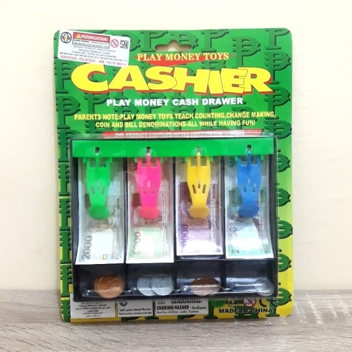 harga Mainan kasir kasiran uang toko Tokopedia.com