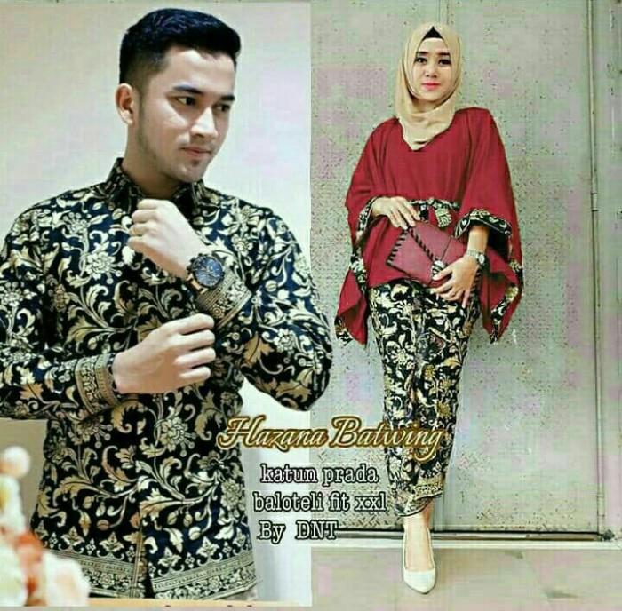 Jual Baju Batik Couple Keluarga Kebaya Batik Sarimbit Batik Kebaya ... b82e3bef03