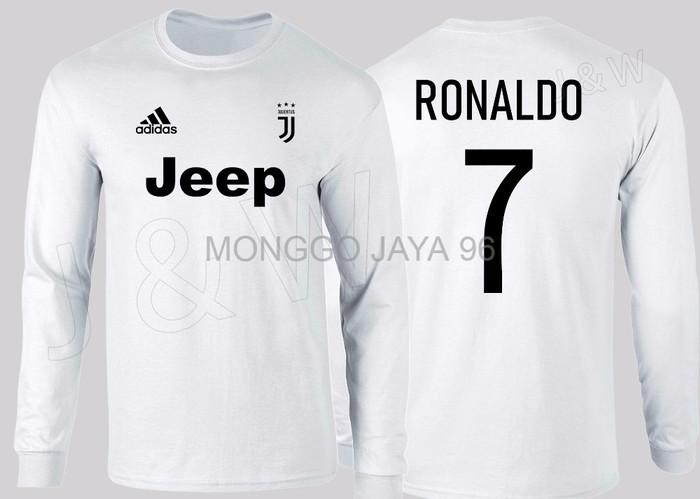 new arrival 3dcce 860f5 Jual PREMIUM Kaos Bola Juve Juventus Cristiano Ronaldo CR7 Adidas Hitam Le  - Kota Semarang - Monggo Jaya 96 | Tokopedia
