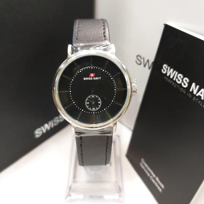 Jam tangan wanita swiss navy SN8304L swiss navy original