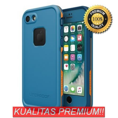 buy online 63e5d 017f9 Jual [TERLARIS ANIK ONSHOP] Lifeproof FRE SERIES iPhone 7 / 7s BASE CAMP BL  - DKI Jakarta - ANIK ONSHOP | Tokopedia