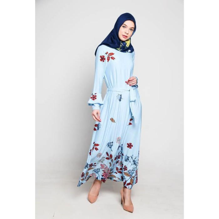 Model Busana Muslim 2019: Katalog Gamis Elzatta Terbaru