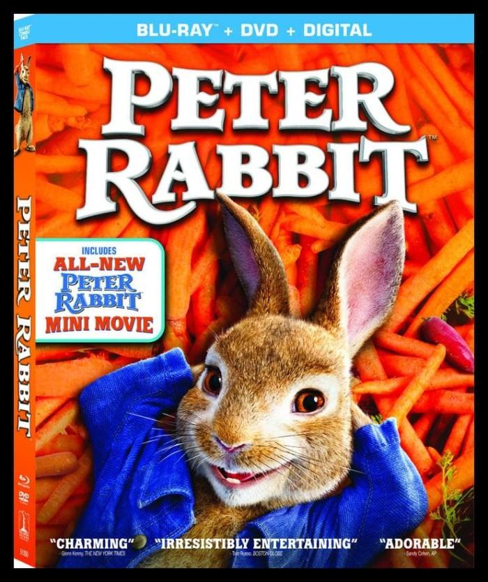 Jual Best Seller Dvd Peter Rabbit 2018 Jakarta Pusat Josie Store Id Tokopedia