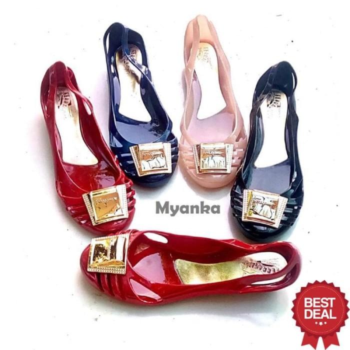 Myanka Jelly Shoes Ferrag