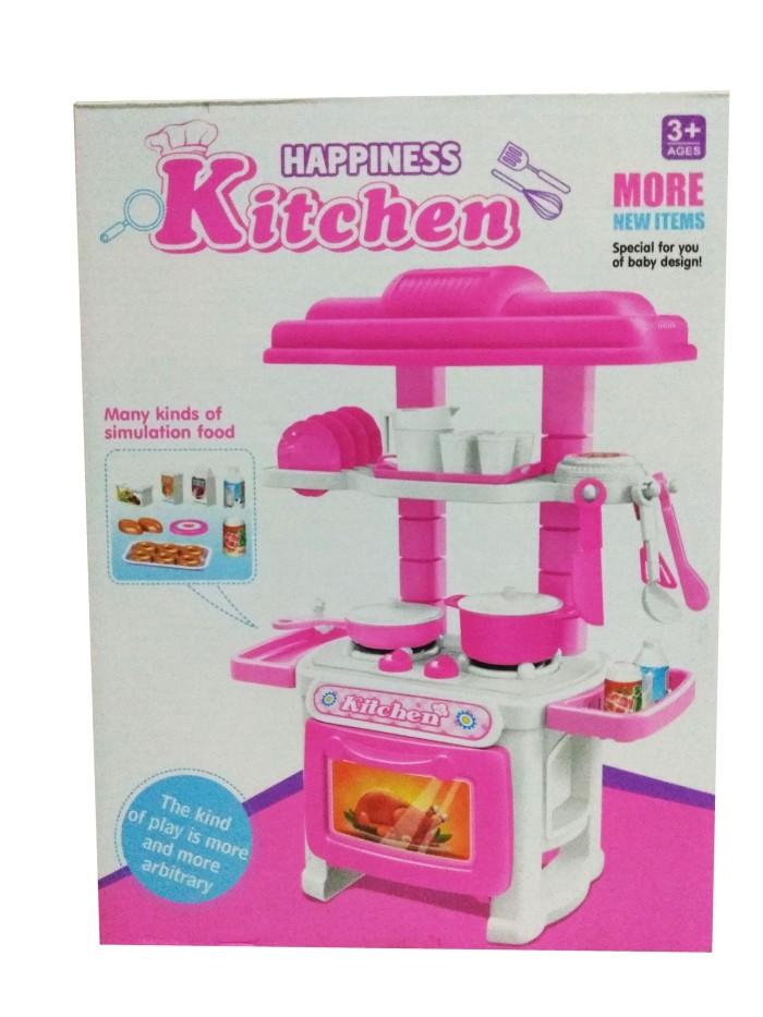 harga Mainan masak- masakan kompor dapur lengkap kichen set Tokopedia.com