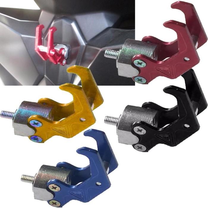 harga [aksesoris motor] gantungan barang motor matic model robot tipe:u bisa Tokopedia.com