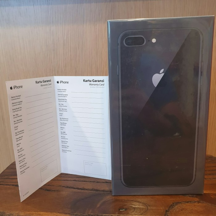 Harga Iphone 8 Plus 64gb Ibox