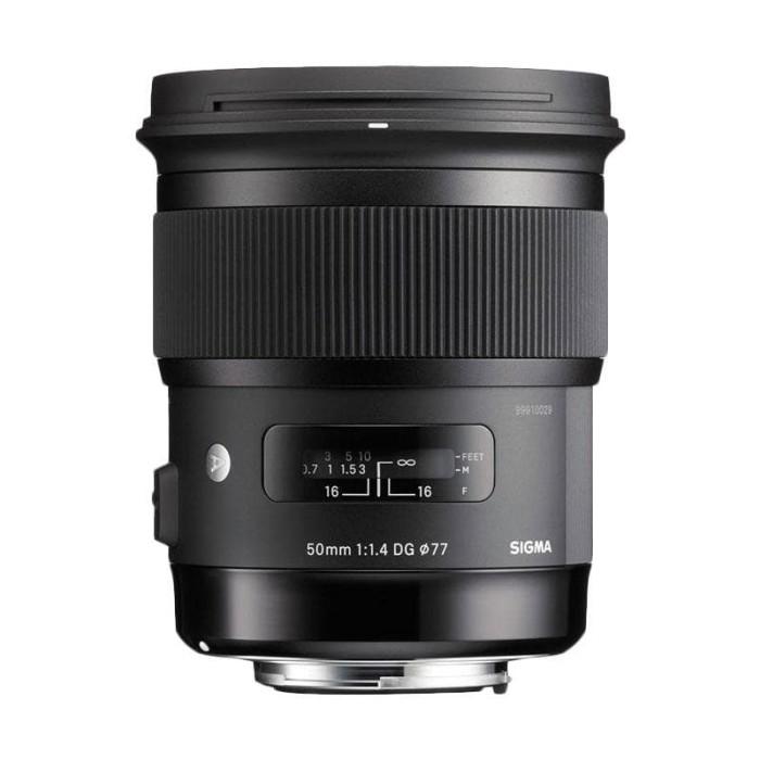harga Sigma 50mm f/1.4 dg hsm | a (nikon) Tokopedia.com