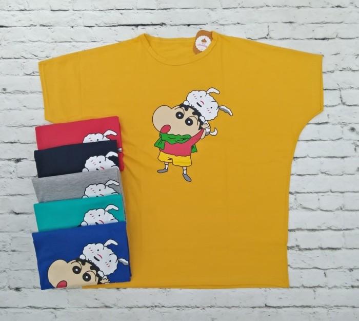 harga Kaos jumbo sinchan xxxl kaos oreenjy cupcake Tokopedia.com