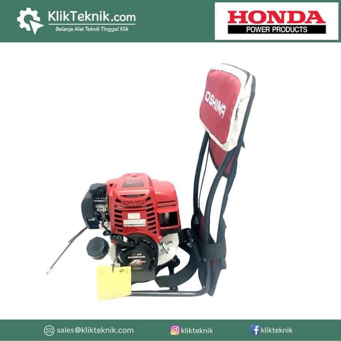 harga Honda oshima oh435t potong rumput gendong 4 tak Tokopedia.com