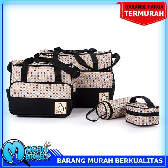 Diaper bag Tas Perlengkapan bayi travelling bag multifungsi tas anak 548456dca1