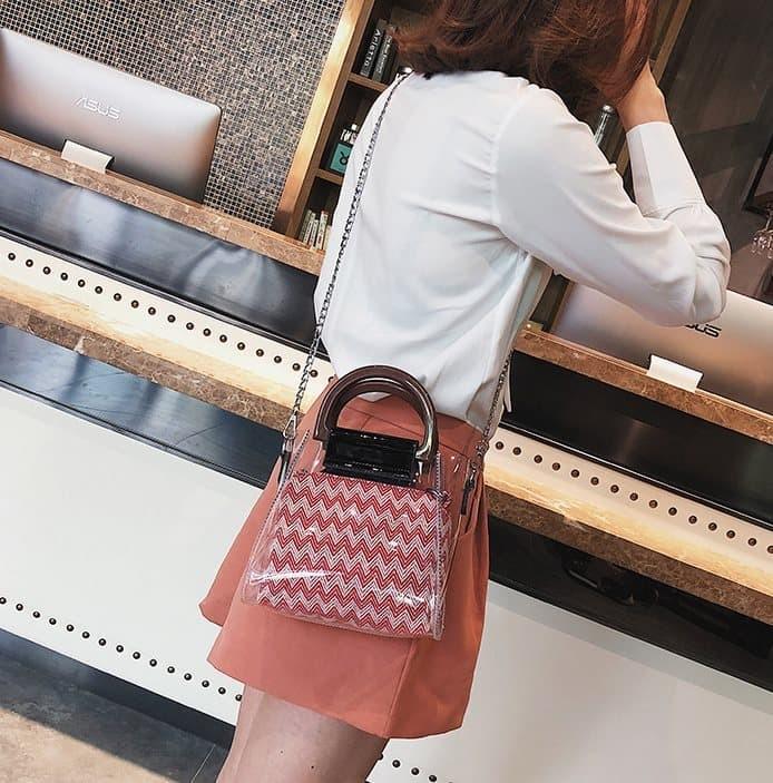 Sling Bag Import Wanita 20053sn - Blanja.com