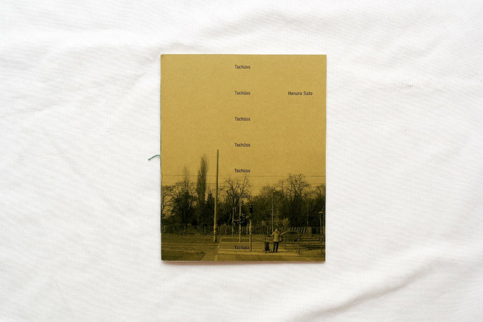 Foto Produk Sato Haruna - Tschuss, Buku Foto Photobook dari Unobtainium