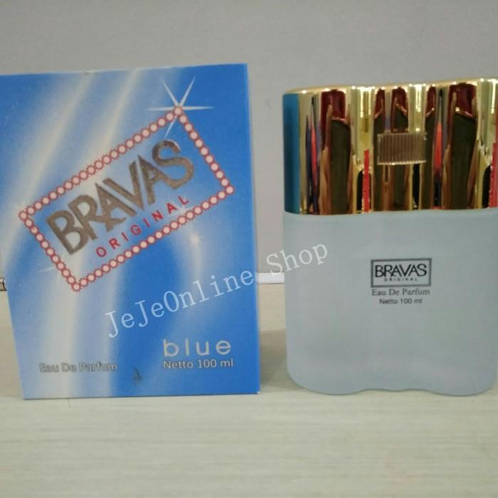 BRAVAS Original Valentine Perfume XX-CT-670132 Eau De Parfum 75 ML - Pink. Source · Parfum Bravas Original Blue 100ML