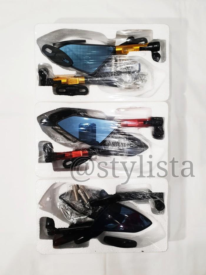 harga Spion cnc lipat / fairing universal nmax  ninja 250  cbr  vario125 Tokopedia.com