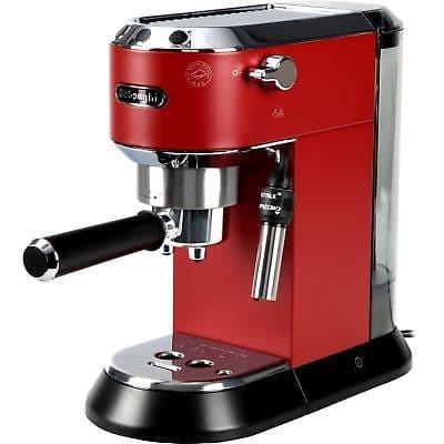 DeLonghi EC 685.R Coffee Maker Mesin Kopi Merah EC685.R Red