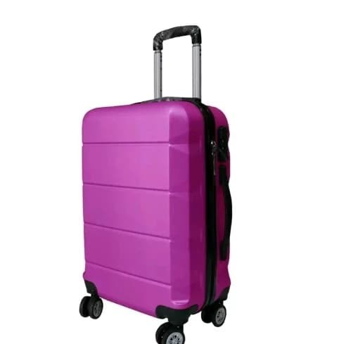 Polo ekspley tas koper 20 inch traveling original- warna ungu