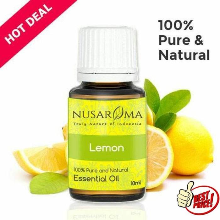 Harga Jual 10ml Lemon Essential Oil Minyak Lemon 100 Pure And Natural Harga Rp 128.000