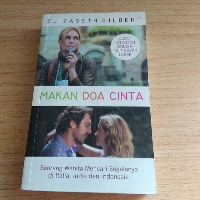 Ebook Eat Pray Love Bahasa Indonesia