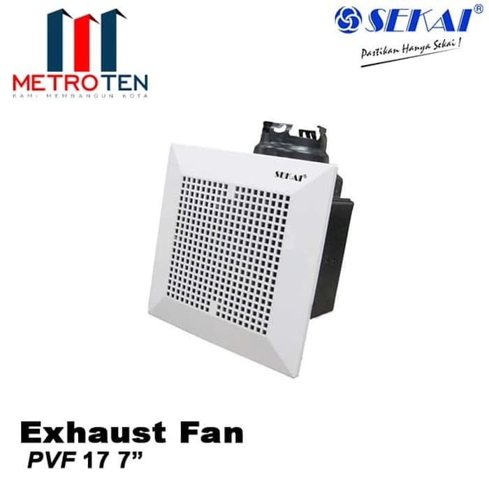 Image SEKAI Exhaust Fan PVF 17 - Exhaust / Blower
