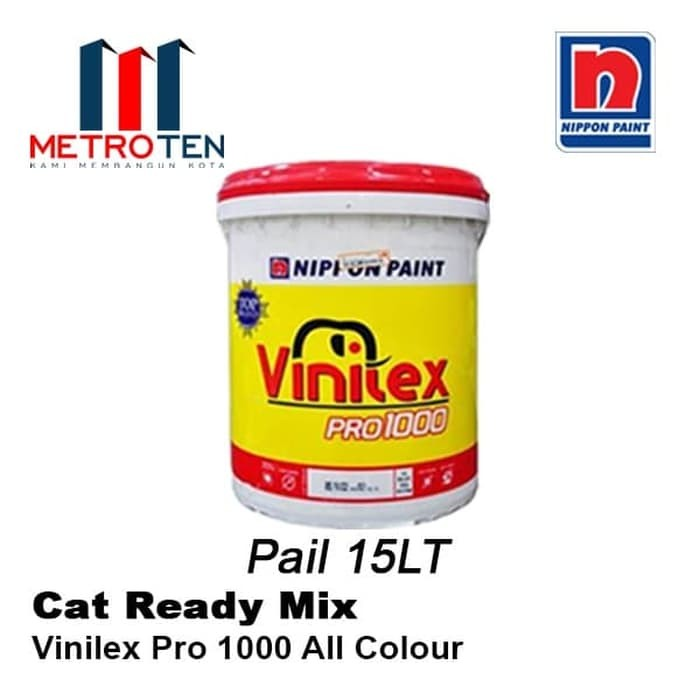 Image VINILEX Pro 1000 ALL Colour 15 Liter