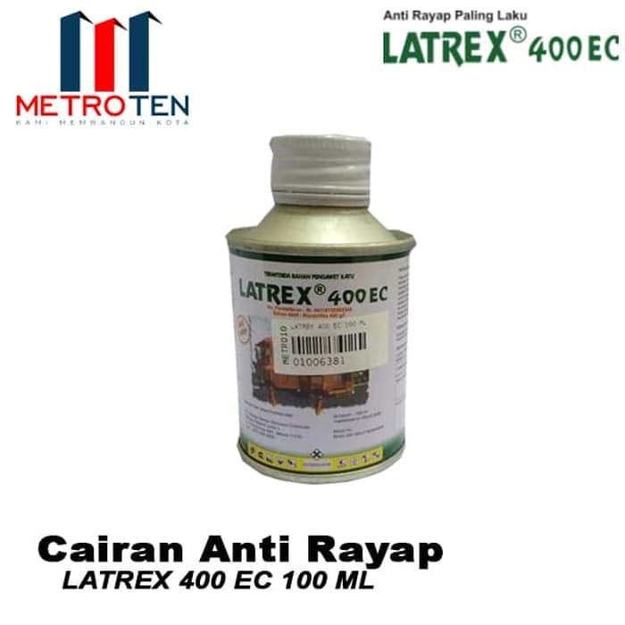 Image Cairan Anti Rayap LATREX 400 EC 100 ML