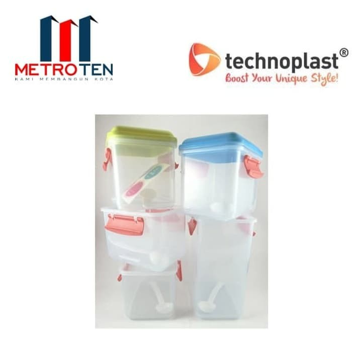 Image TechnoPlast Fressia Medium A Set KCS009 TSFE