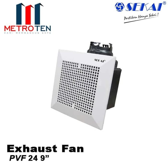 Image SEKAI Exhaust Fan PVF 24 Exhaust / Blower