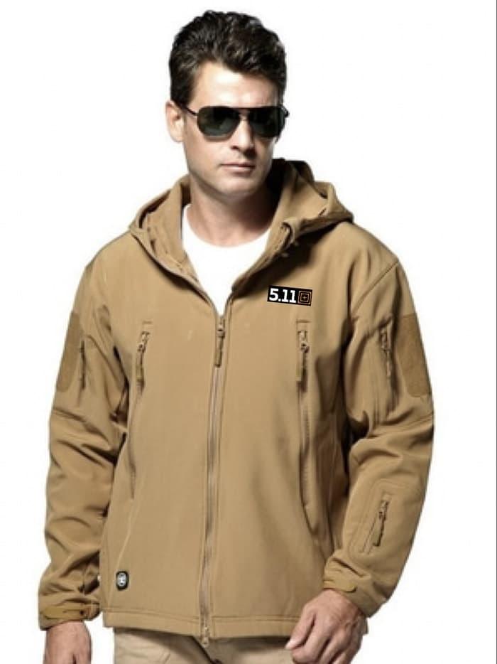 Jual Jaket TAD Army 5.11 Import Jaket Gunung Outdoor 511 TAN - Peet ... 7847599046