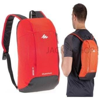 Jual Decathlon Tas Hiking Backpack Quechua Uk 10L - jockershop ... 1ce5c88345