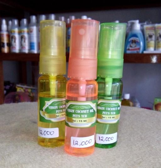 Jual Vco Virgin Coconut Oil 25 Ml Minyak Kelapa Murni Untuk Kucing Anjing Kab Klaten Amanah Tani Tokopedia