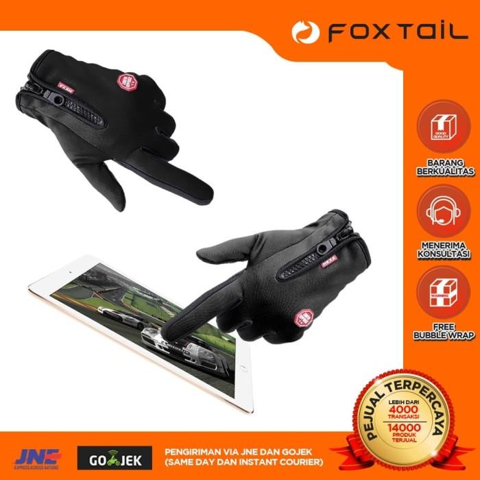 harga Sarung tangan touch screen glove motor hp smartphone lightweight Tokopedia.com