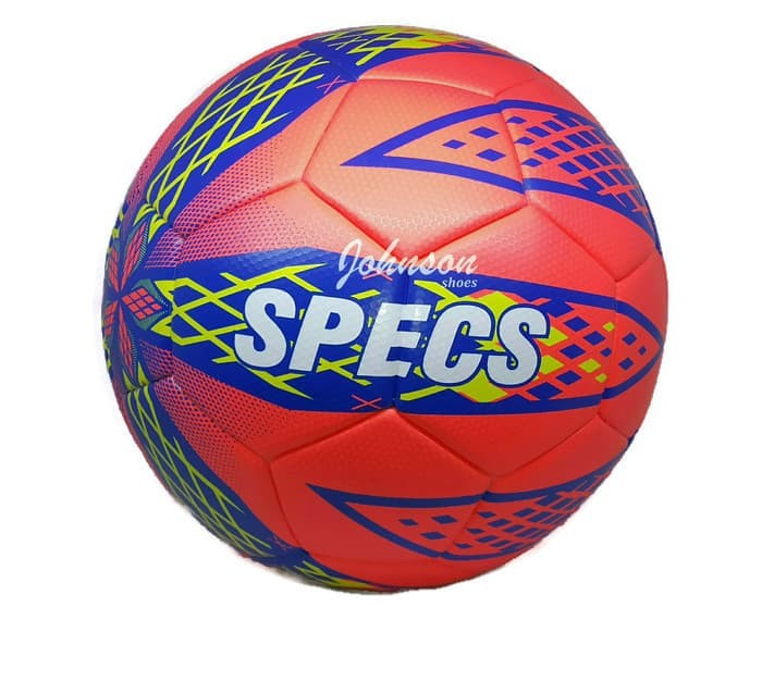harga Bola futsal specs - prisma fs match ball fresh salmon / solidate blue Tokopedia.com