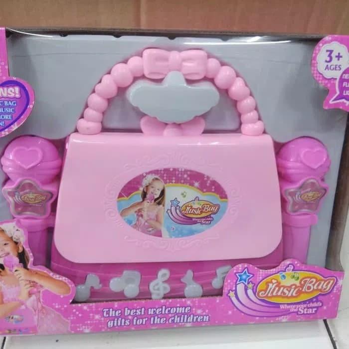 Foto Produk Mainan anak microphone dari nambeng toys
