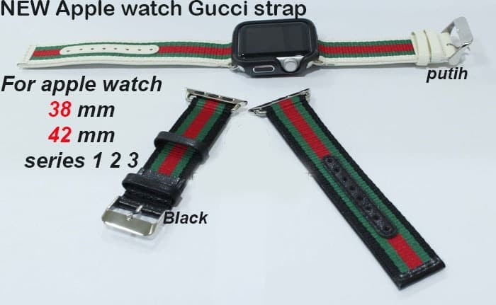 strap Apple Watch band Gucci Strap Premium Quality For iwach 38mm 42