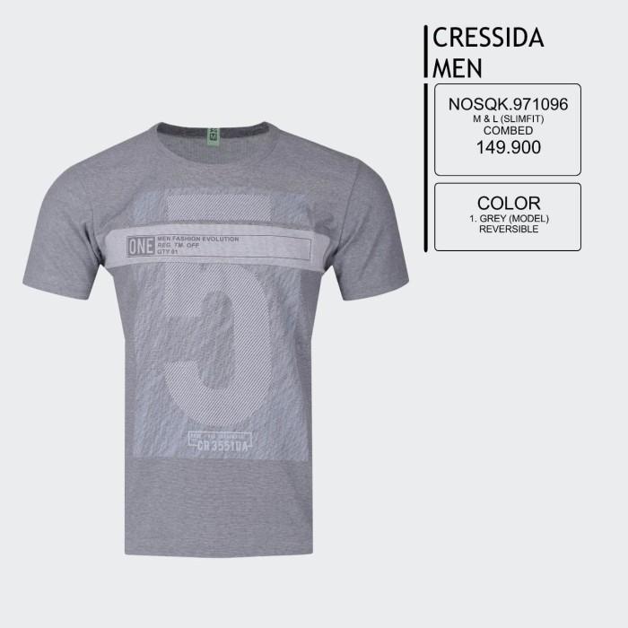 harga Kaos pria bolak-balik cressida Tokopedia.com