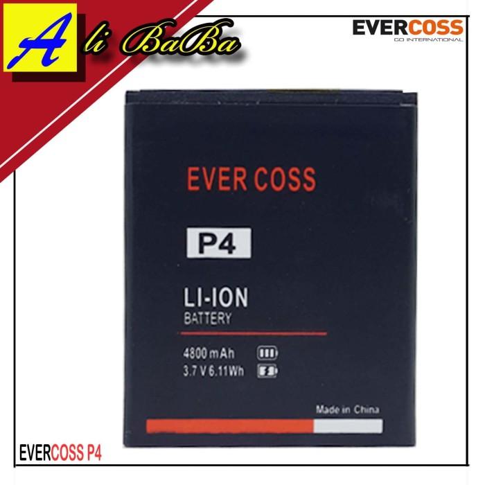 harga Baterai handphone evercoss p4 jump tv double power evercoss batre p4 Tokopedia.com