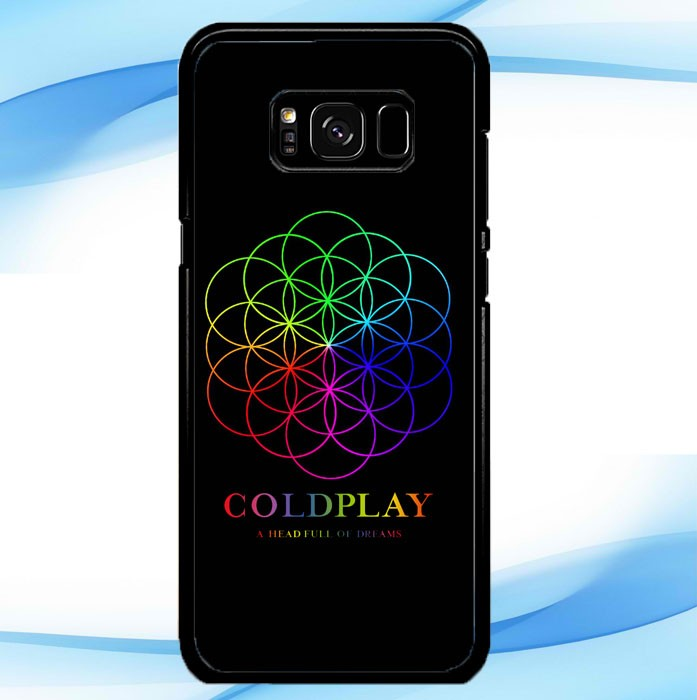 Jual Casing Coldplay Logo A Head Full Of Dreams Samsung Galaxy S8