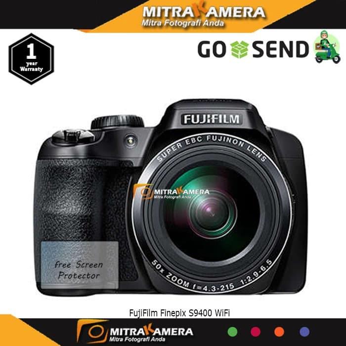 harga Fujifilm Finepix S9400 Wifi Blanja.com
