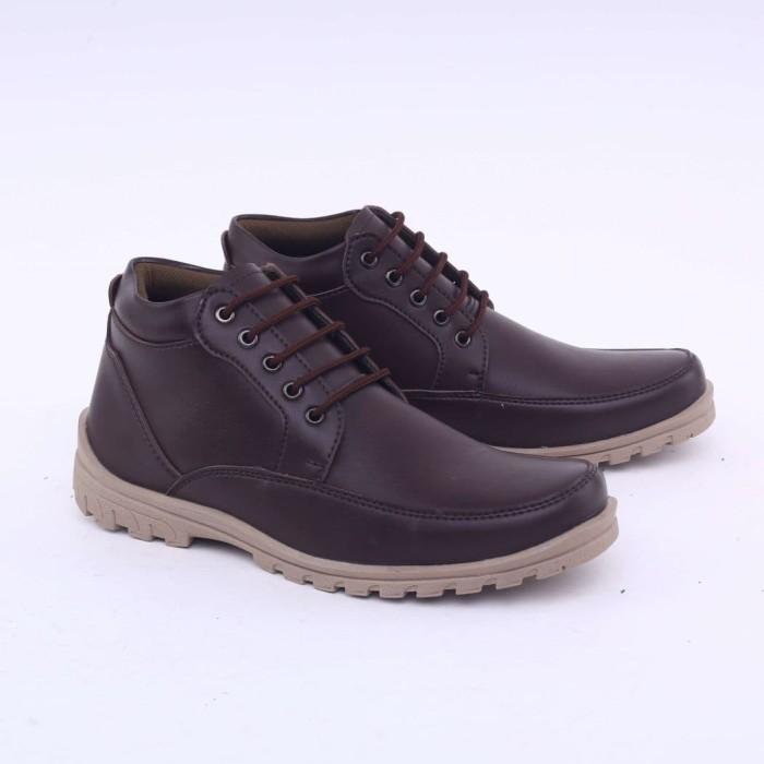 harga Garsel sepatu casual boot pria dewasa - gsy 2668 Tokopedia.com