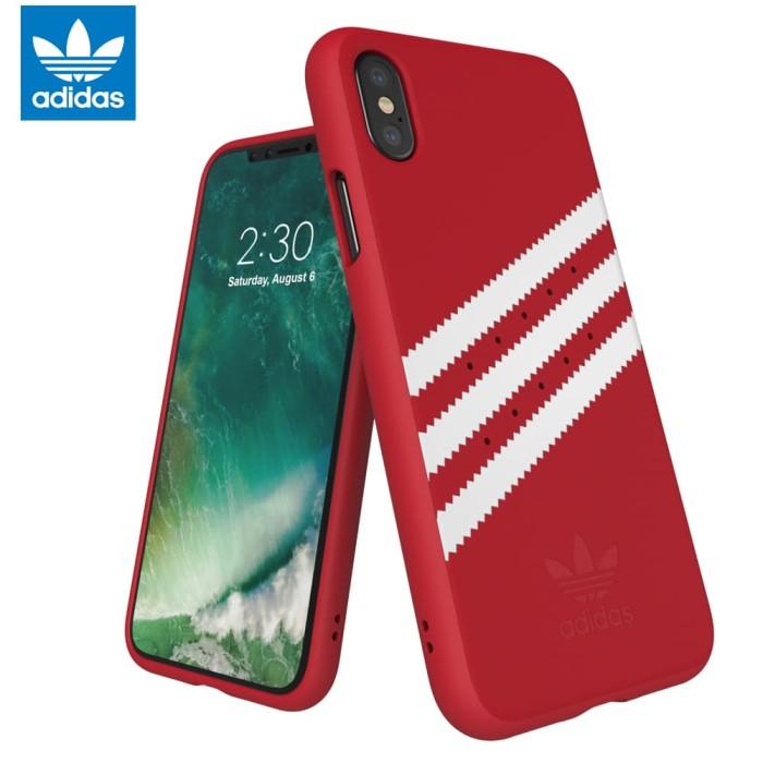 detailed look 4fd55 63958 Jual Adidas Originals Moulded Case iPhone X - Red - Kota Tangerang - Adidas  Mobile Case - OS | Tokopedia