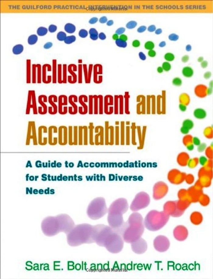 Inclusive Assessment and Accountability A Guide to Accommodati_3 EBOOK
