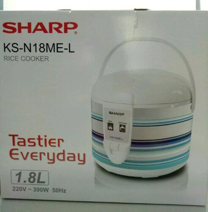 Magicom SHARP KS-N18ME-L 1.8L rice cooker SHARP Berkualitas