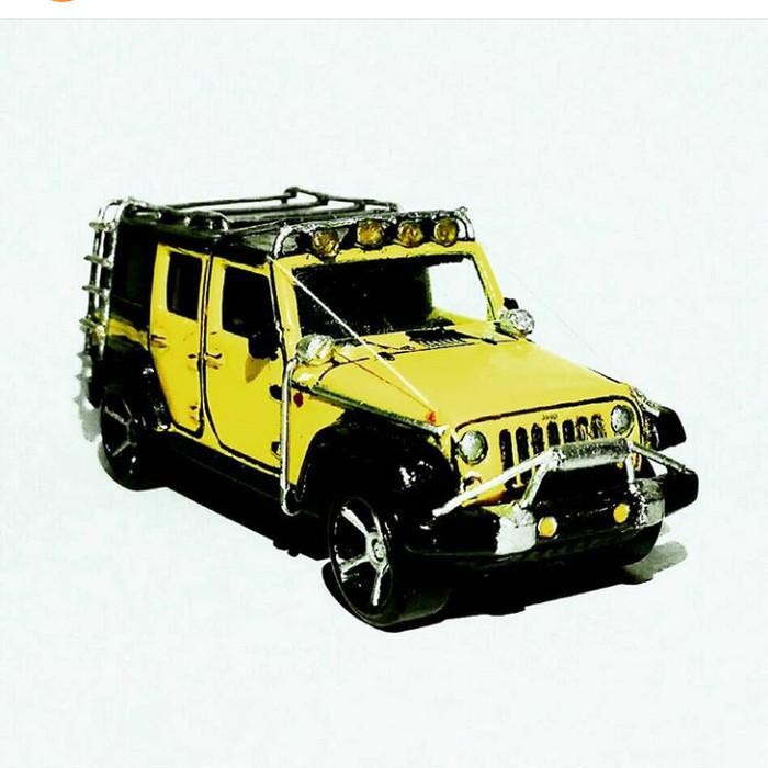 Custom Jeep Rubicon >> Jual Maisto Custom Jeep Wrangler Unlimited Kota Semarang Mblx Hot Garage Tokopedia