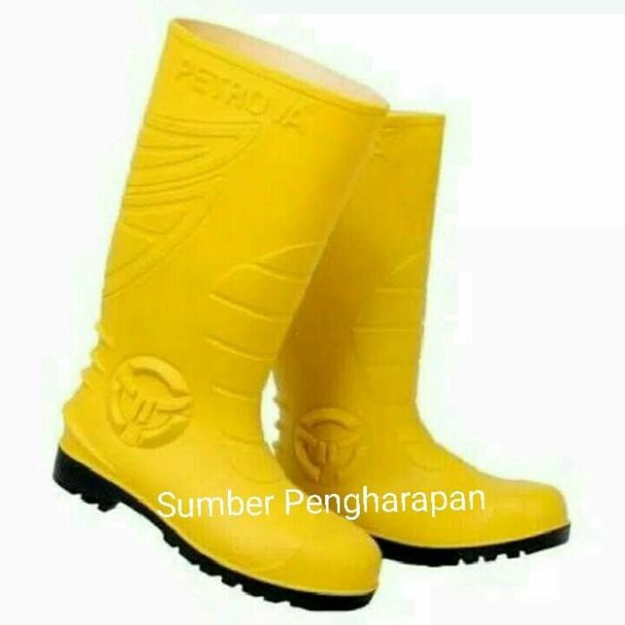 Foto Produk Sepatu Boots stell petrova dari sumber pengharapan